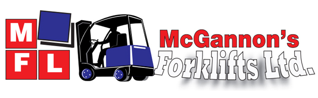 McGannon Forklifts Logo